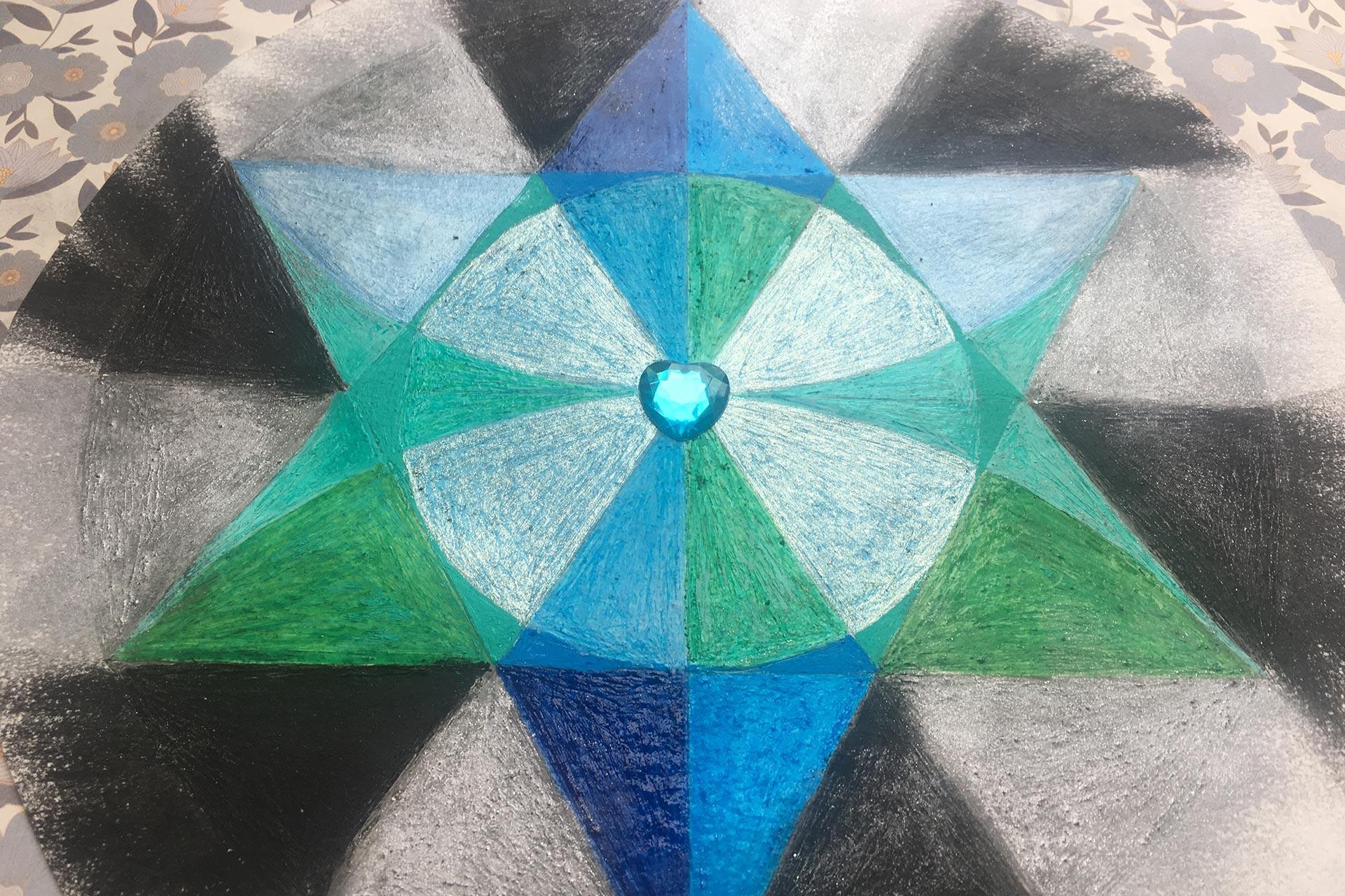 Círculo de Mandalas – 3 – Relacionar-me, Comunicar