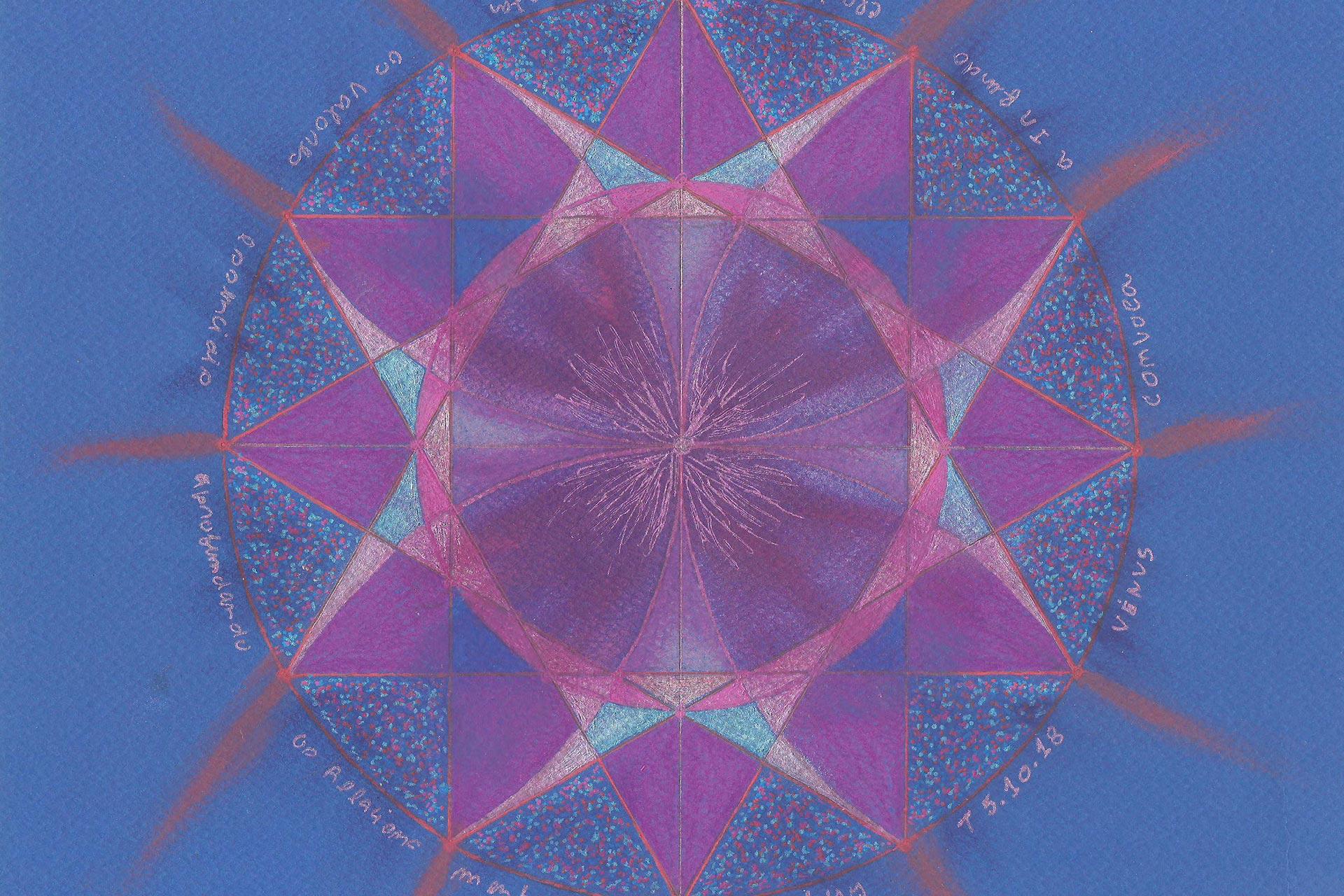 Círculo de Mandalas – 9 – Expansão, Acreditar